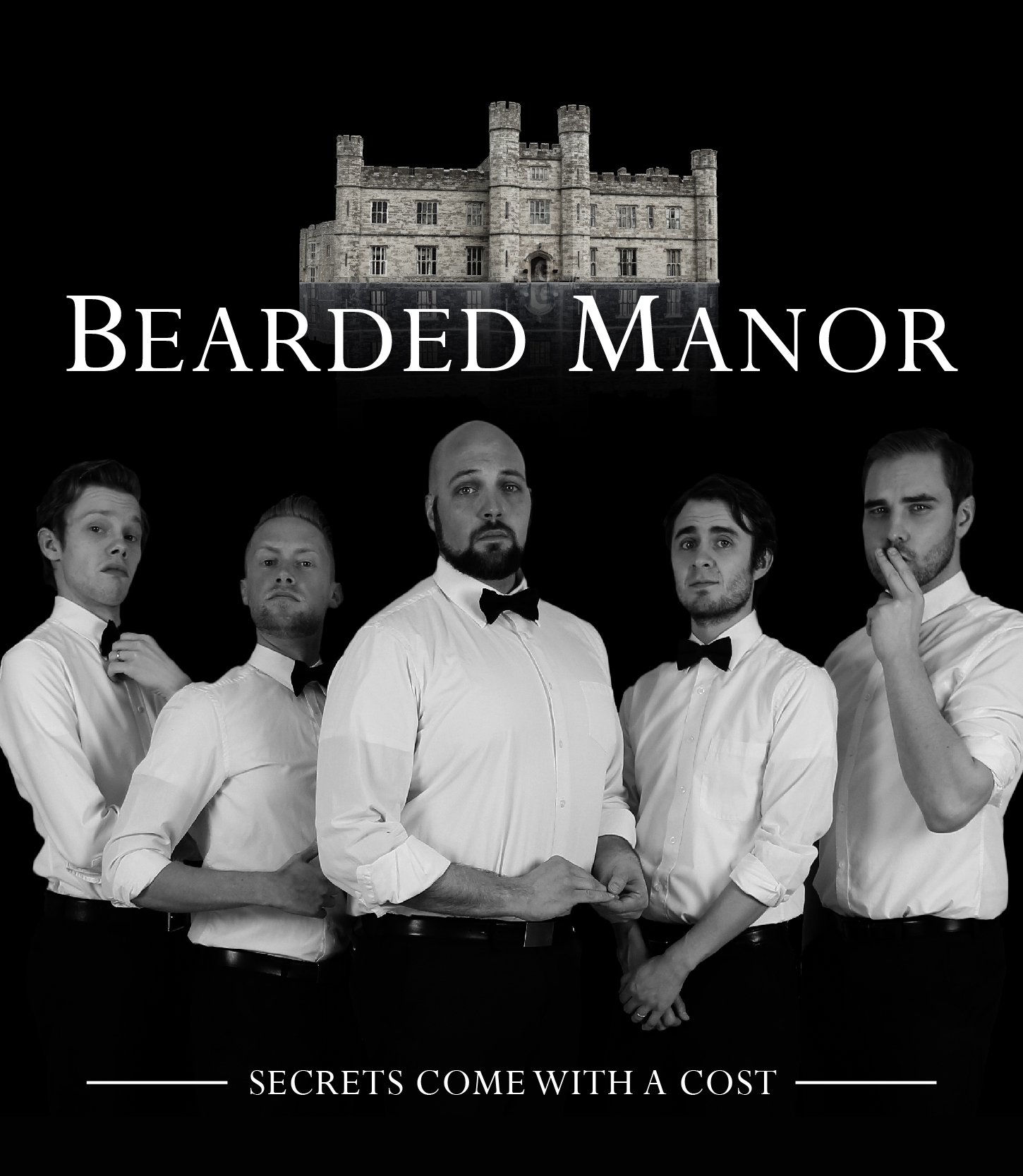 Bearded Men Minneapolis' Bearded Manor